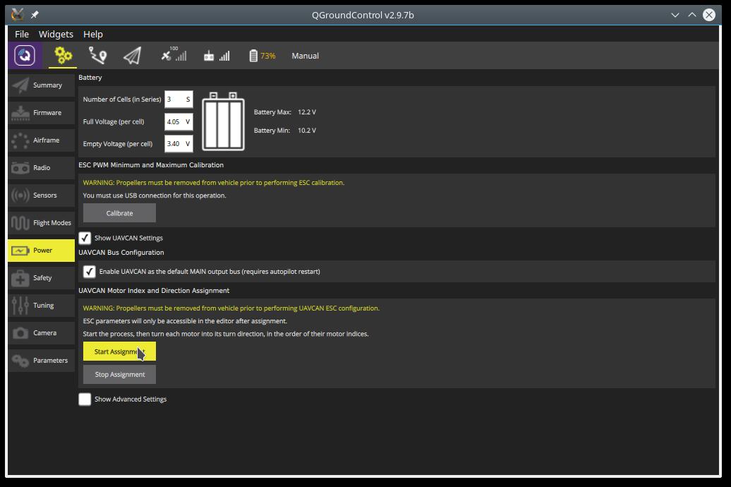 Using Sapog-based ESC with PX4 - Knowledge Base - Zubax Knowledge Base